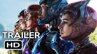 Download Power Rangers Official Trailer #1 (2017) Bryan Cranston, Elizabeth Banks Action Fantasy Movie HD Video