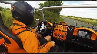 Download Supercharged V8 Land Rover Defender | The 605bhp RS 50 Video