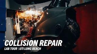 Download Collision Repair & Refinish Technology (CRRT) Training Lab Tour Video
