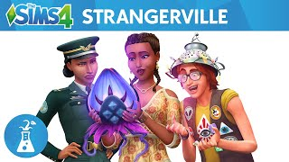 Download The Sims 4: StrangerVille Official Reveal Trailer Video