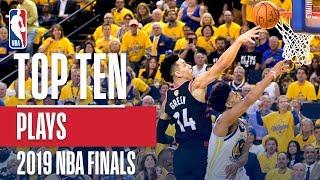 Download Top 10 Plays!   2019 NBA Finals Video