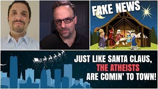 Download Atheist Billboards in the Bible Belt (with David Silverman) Video