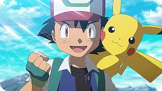 Download POKÉMON THE MOVIE: I CHOOSE YOU Japanese Trailer 2 (2017) Video