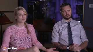 Download An Interview with Wil Wheaton & Amber Benson, Narrators of John Scalzi's Lock In Video