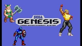 Download Top 20 best Sega Genesis Beat em up games Video