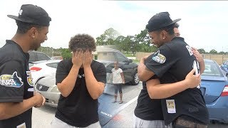 Download BAILING A SUBSCRIBER OUT OF JAIL!!! (VERY EMOTIONAL) Video