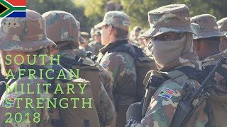 Download South African Military Strength 2018 Video