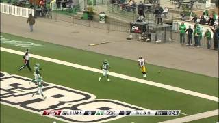 Download CFL Chris Milo makes a 108 Yard Punt Video