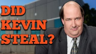 Download Does Kevin Steal From the Office? Video