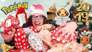 Download THE ULTIMATE POKEMON CHRISTMAS GIFT OPENING EXTRAVAGANZA! (2019) Video