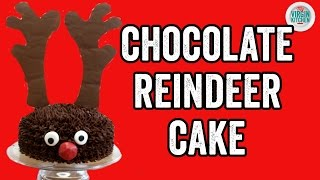 Download REINDEER CHOCOLATE CAKE RECIPE Video