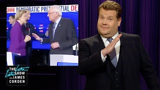 Download What Did Sens. Warren & Sanders Say to Each Other? Video