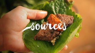 Download Korean Short Ribs with Chefs Beverly Kim & Johnny Clark of Parachute | Sources | Sponsored Video