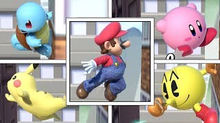 Download Which Characters Can Wall Jump In Super Smash Bros Ultimate? Video