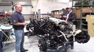 Download Restoration of a 1955 300SL at the Mercedes Benz Classic Center Video