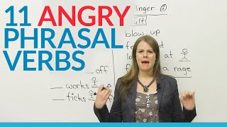 Download Learn 11 ANGRY Phrasal Verbs in English Video