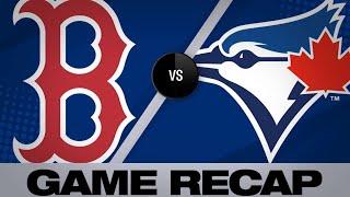 Download 5/21/19: Tellez, Stroman propel Blue Jays to 10-3 win Video