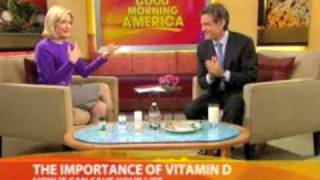 Download Dr. Oz on The Importance of Vitamin D Video