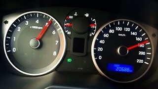 Download Hyundai i20 Acceleration 0-100 Top Speed Test Video