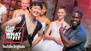 Download Bonus Scenes: Kevin gets a kick out of ballet | Kevin Hart: What The Fit | Laugh Out Loud Network Video