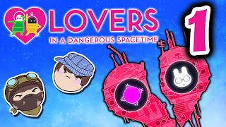 Download Lovers in a Dangerous Spacetime: Romantic Getaway - PART 1 - Steam Train Video