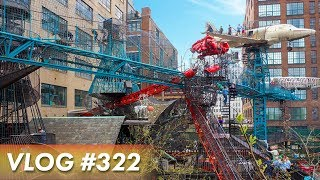 Download THE COOLEST PLACE EVER - City Museum - St. Louis Video