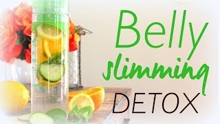 Download Natural Belly Slimming Detox Water Recipe Video