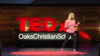 Download Rewiring how you look at yourself | Jenny Schatzle | TEDxOaksChristianSchool Video