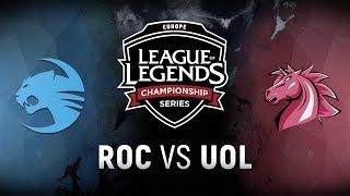 Download ROC vs. UOL - Week 8 Day 2 | EU LCS Summer Split | Team Roccat vs. Unicorns of Love (2018) Video