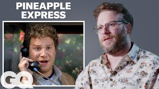 Download Seth Rogen Breaks Down His Most Iconic Movies | GQ Video