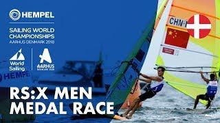 Download Full RS:X Men Medal Race | Aarhus 2018 Video