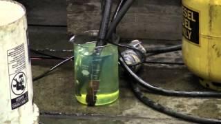 Download Bio-diesel Engine Test Video