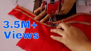 Download Simple Design Model Blouse 2018 Video