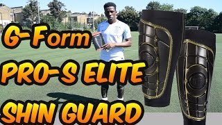 Download G-Form Pro-S Elite Shin Guard Review And Play TEST Video