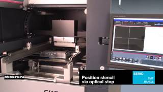 Download Ekra SERIO 4000 Stencil Printer Video
