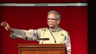 Download 2010 Beatty Memorial Lecture - Muhammad Yunus Video