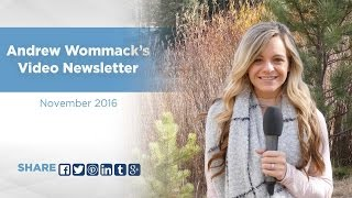 Download Video Newsletter Highlights - November 2016 #7 - Andrew Wommack Video Newsletter Video