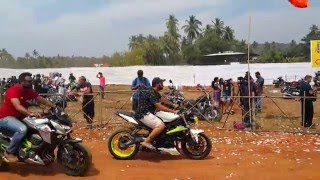 Download INDIA BIKE WEEK /DAY 1/2016/GOA IBW...mad crowd Video