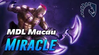 Download Miracle Anti Mage Terminator | MDL Macau Dota 2 Video