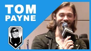 Download Tom Payne Interview at Ottawa Comiccon 2016 Video