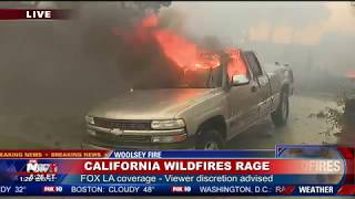 Download MY HOME IS GONE: California Wildfires Destroy Homes And Lives Video