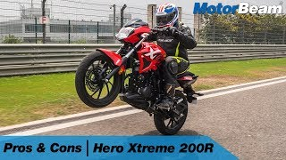 Download Hero Xtreme 200R - Pros & Cons | MotorBeam Video