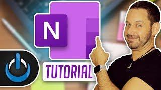 Download Microsoft OneNote Tutorial Video