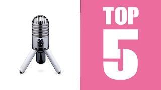 Download Top 5 BEST Budget Microphones For YouTube 2016! Video