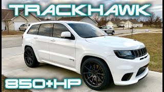 Download OMG This TrackHawk is so FAST! Video