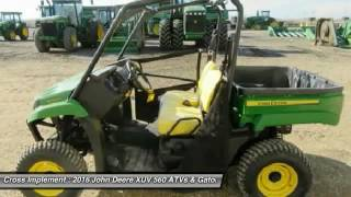 Download 2016 John Deere XUV 560 Minier, Springfield, Bloomington, and Peoria, IL 42404 Video