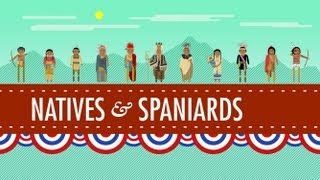 Download The Black Legend, Native Americans, and Spaniards: Crash Course US History #1 Video