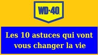 Download Les 10 astuces qui vont vous changer la vie (WD40) Video