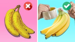 Download 21 ULTIMATE BANANA HACKS Video