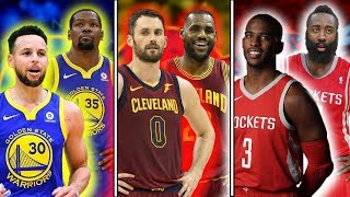 Download Ranking The Best DUOS From ALL 30 NBA Teams Video